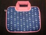 Malha de moda rosa para laptop Neoprene para meninas