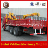 HOWO 6X4 10ton Truck Mounted Crane