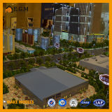 商業建物モデルか展覧会モデルまたは音およびライトマルチメディアモデルまたは建築モデル構成モデルメーカー