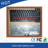 Teclado do portátil do teclado de computador para a versão do cavalo-força Nc6000 Nc8000 Reino Unido