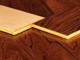 Suelo de madera dirigido capa multi del olmo