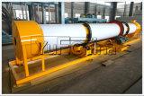 tambour sécheur 1-3.5t/H rotatoire de petite capacité