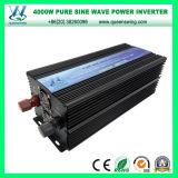 чисто инвертор силы волны синуса 4000W с цифровой индикацией (QW-P4000)