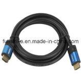 Mini HDMI a mini Ethernet de la ayuda de cable de HDMI y a 3D