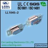 3 VGA Hdb H.D-SUB Connector van rijen