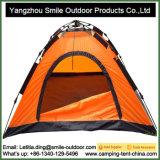 安い自動グループのキャンプの傘型テントを現れなさい