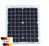 Qualität Mono Sonnenkollektor 15W (AE15M6-36)