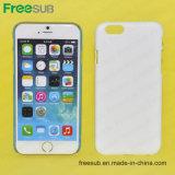 Freesubの昇華はIP6のための携帯電話カバーをブランクにする