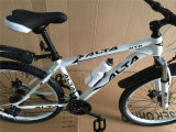 "Алюминий-Like Suspension Fork Mountain Bike с 26 "" Steel Frame (AOKMB006)"