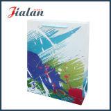 La cuerda completa de los PP de la impresión modifica el bolso de papel barato del regalo para requisitos particulares de la insignia