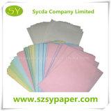 Papier-copie sans carbone d'impression parfaite de caisse comptable