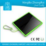2016 batería universal dual de la energía solar del USB 10000mAh de la alta capacidad para el teléfono móvil