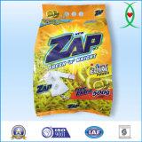 Zap la blanchisserie de marque lavant l'emballage détergent 3kg de poudre
