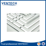 De Vierkante Verspreider van de Ventilatie van de levering in de Witte Kleur van het Aluminium