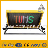 LED-Verkehrszeichen-Vorstand-LKW eingehangene VM-variable Meldung-Zeichen