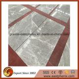 Mattonelle cinesi del marmo dell'argento del leopardo (taglio al formato)