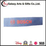 Colhedor material da garganta do poliéster relativo à promoção da impressão da tela de seda para o cartão/emblema da identificação