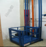 Opheffende Lift Met meerdere balies van de Lading van het Spoor van het Lood van de Controle van de ketting de Verticale