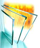 Monolithisches feuerbeständiges Glas