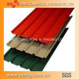 Galvalumeの屋根ふきシートのカラーによって塗られるコイル