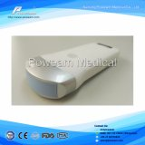최신 판매 무선 초음파 볼록한 선형 4D 방광 탐침