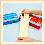 Poudre de la Malaisie de gants d'examen de latex
