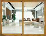 Späteste Tür-Entwurfs-Aluminiuminnenküche-Schiebetüren