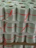 ガラス繊維ファブリック、ガラス繊維によって編まれる粗紡