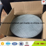 高品質のフィルターステンレス鋼シートか布の部分