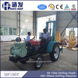 Economico e risparmio di temi! Piattaforma di produzione montata trattore del pozzo d'acqua di Hf100t