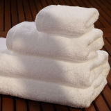 Promoción Eco-Friendly blanca Hammam toalla de mano (DPFT8061)