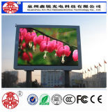 Outdoor High Brightness P10 Impermeável LED Screen Display Die-Casting Aluminium