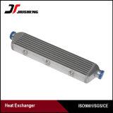 Échangeur de chaleur en aluminium brasé d'automobile de barre et de plaque