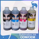Inkt de van uitstekende kwaliteit van de Sublimatie van Korea Seb voor Dx5