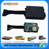 Perseguidor impermeable de seguimiento libre del GPS del vehículo del sensor del combustible del software RFID