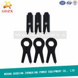 Medidor de qualidade de potência do medidor de inspeção de eletricidade trifásica portátil
