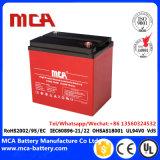 Bateria recarregável da bateria profunda VRLA das baterias 12V VRLA do AGM do ciclo