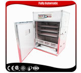 Thermostat à incubateur à incubateur à 200 oeufs entièrement automatique à petite capacité