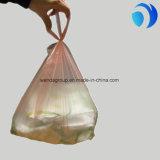 HDPE/LDPEのプラスチックよい臭いの赤ん坊のおむつ袋