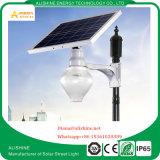 fáciles arriba brillantes 9W instalan todos en una luz de calle solar del cuadrado de la plaza