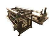 Rodillo automático para rodar la máquina que lamina con el sistema/el laminador rectos del rodillo (XJFMR-130) del borde