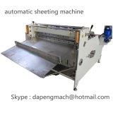 Automático de la tela no tejida rollo de hoja de corte de la máquina