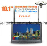 "Dual 32 Channel 10.1 ""5.8GHz LCD Diversity Receiver"