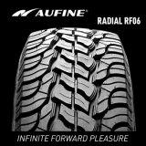 Neumático radial del coche del fango hecho para el mercado de la UE