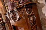 Camino elettrico approvato dell'oggetto d'antiquariato LED della mobilia della casa della scultura del Ce (319B)