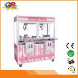 Griffe à jetons de jouet de machine de grue de jouet de jeu de cadeau d'arcade