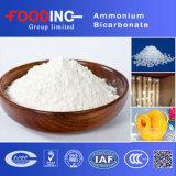 Utilisation en usine du bicarbonate d'ammonium en gros