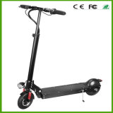 Nouvelle version Two Wheels Aluminium Alloy Foldable Scooter électrique