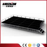 Арена/этап платформы переклейки Shizhan портативные алюминиевые
