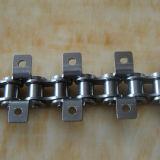 接続機構A1、K1が付いている短いピッチのコンベヤーの鎖